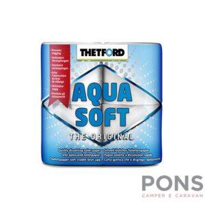Aqua soft thetford carta igienica disgregante