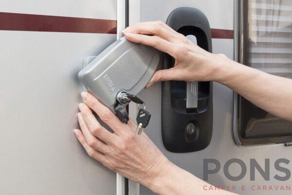 Fiamma Safe door 3 bianca
