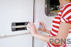Serratura di sicurezza Safe door magnum 05348-01-