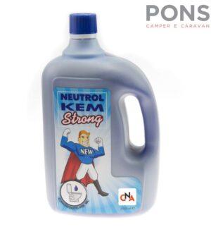 Liquido chimico disgregante concentrato 2 Lt Mod Neutrol Kem
