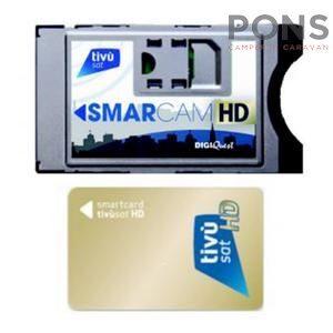 Cam TIVUSAT HD CI+