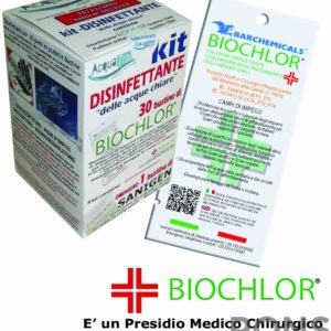Scatola più bustina biochlor