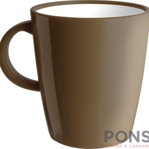 Tazza o Tazzone Mug Marrone