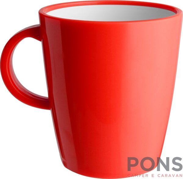 Tazza Tazzone Mug Rosso