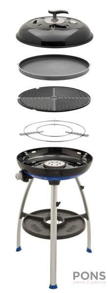 Barbecue BBQ Carri Chef Pan