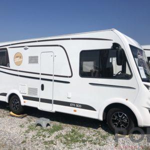 Camper Etrusco I 7400 QB