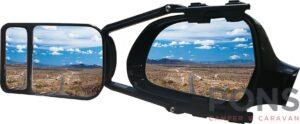 Specchietto retrovisore per auto Delta Ang