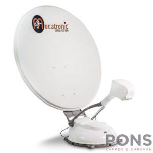 Antenna Satellitare Automatica ASR 850 Flat Skew