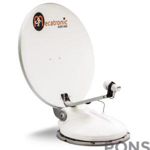 Antenna Satellitare Automatica Mecatronic ASR 680