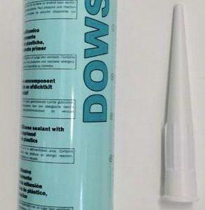 Silicone Sigillante Dowsil Bianco