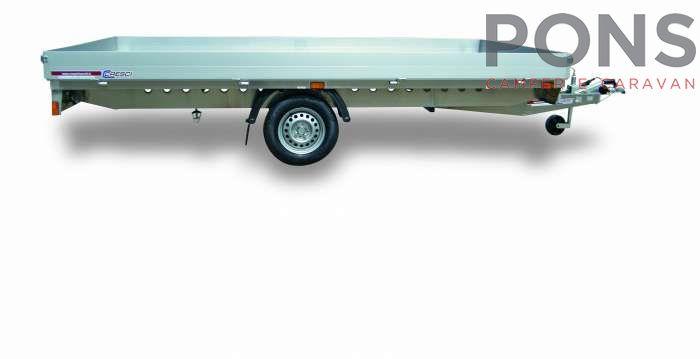 750R telaio in alluminio